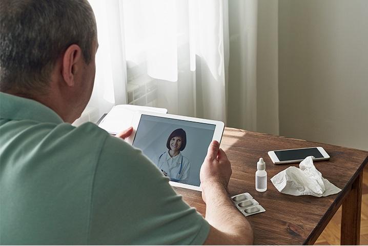 teleconsultation medicale en ligne